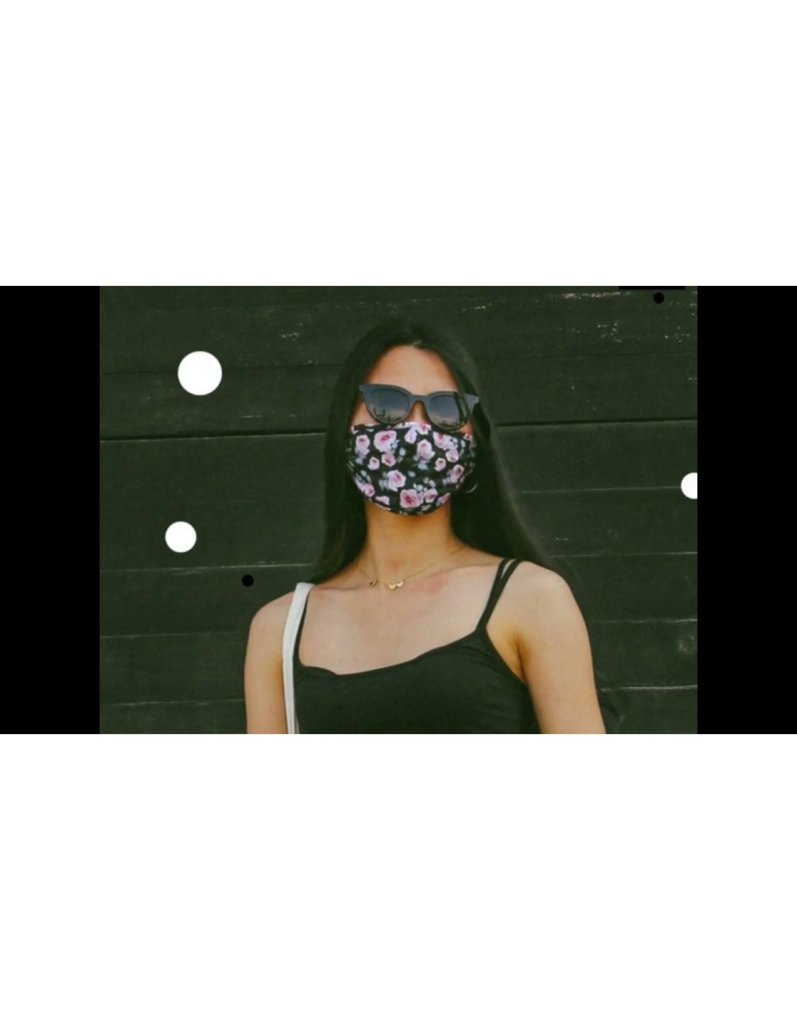 FYDELITY FYDELITY Face Mask - Pink Rose