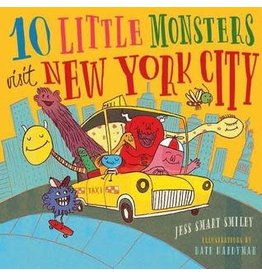 10 Little Monsters Visit NYC