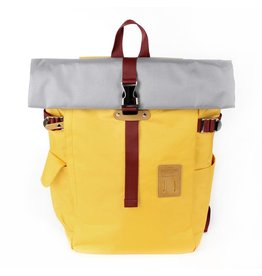 Molla Space Rolltop Backpack 2.0 - Mustard