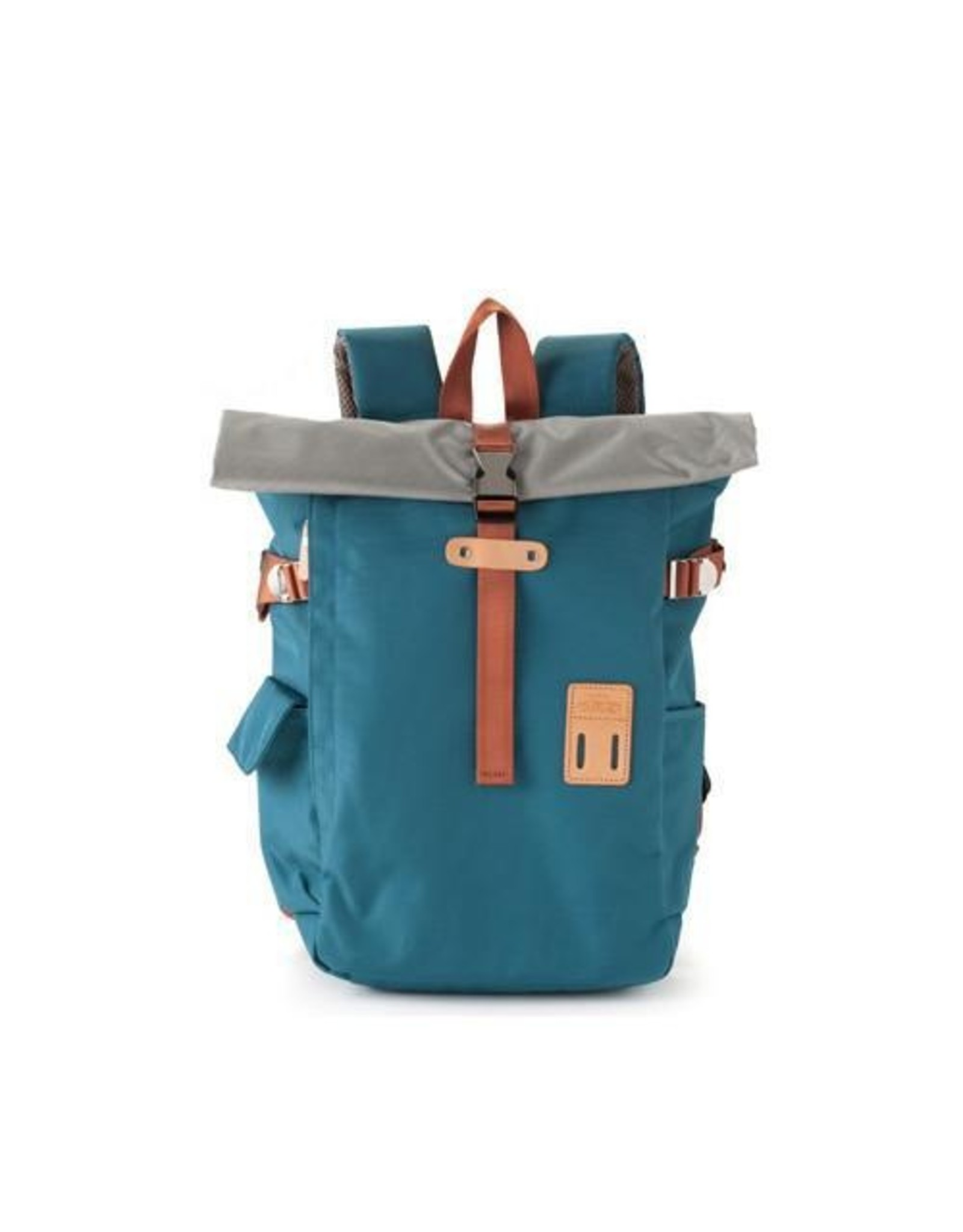Molla Space Rolltop Backpack 2.0 - Arctic Blue