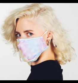 FYDELITY FYDELITY Face Mask Kids - Tie Dye Pink/Blue