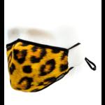 FYDELITY FYDELITY Face Mask - Leopard