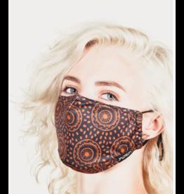 FYDELITY FYDELITY Face Mask - Wheels of Life