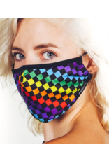FYDELITY FYDELITY Face Mask - Indy Rainbow