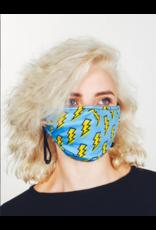 FYDELITY FYDELITY Face Mask - Bowie Bolts
