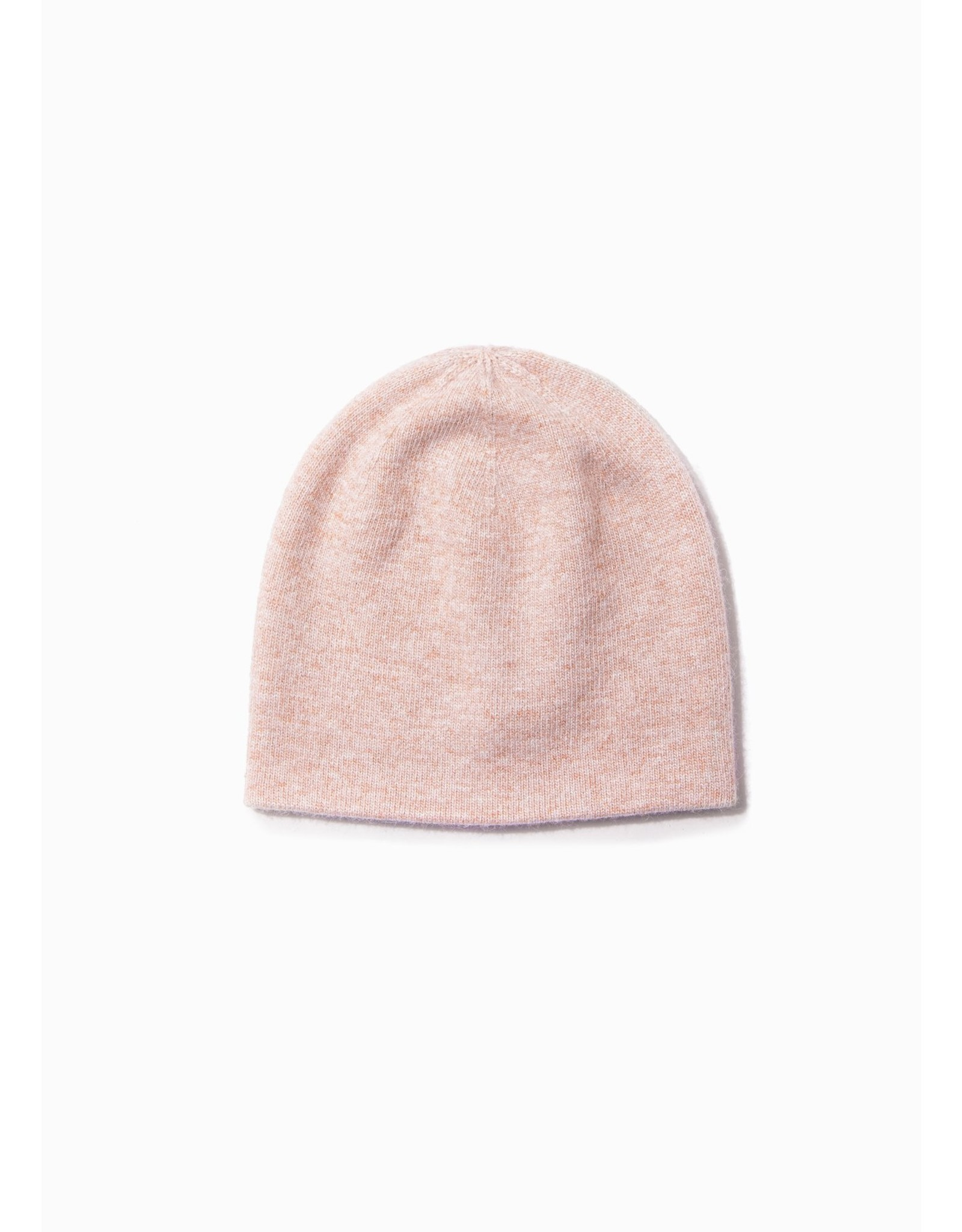 Look By M Cashmere Blended Beanie Blush