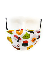 FYDELITY FYDELITY Face Mask Kids - Cute Sushi