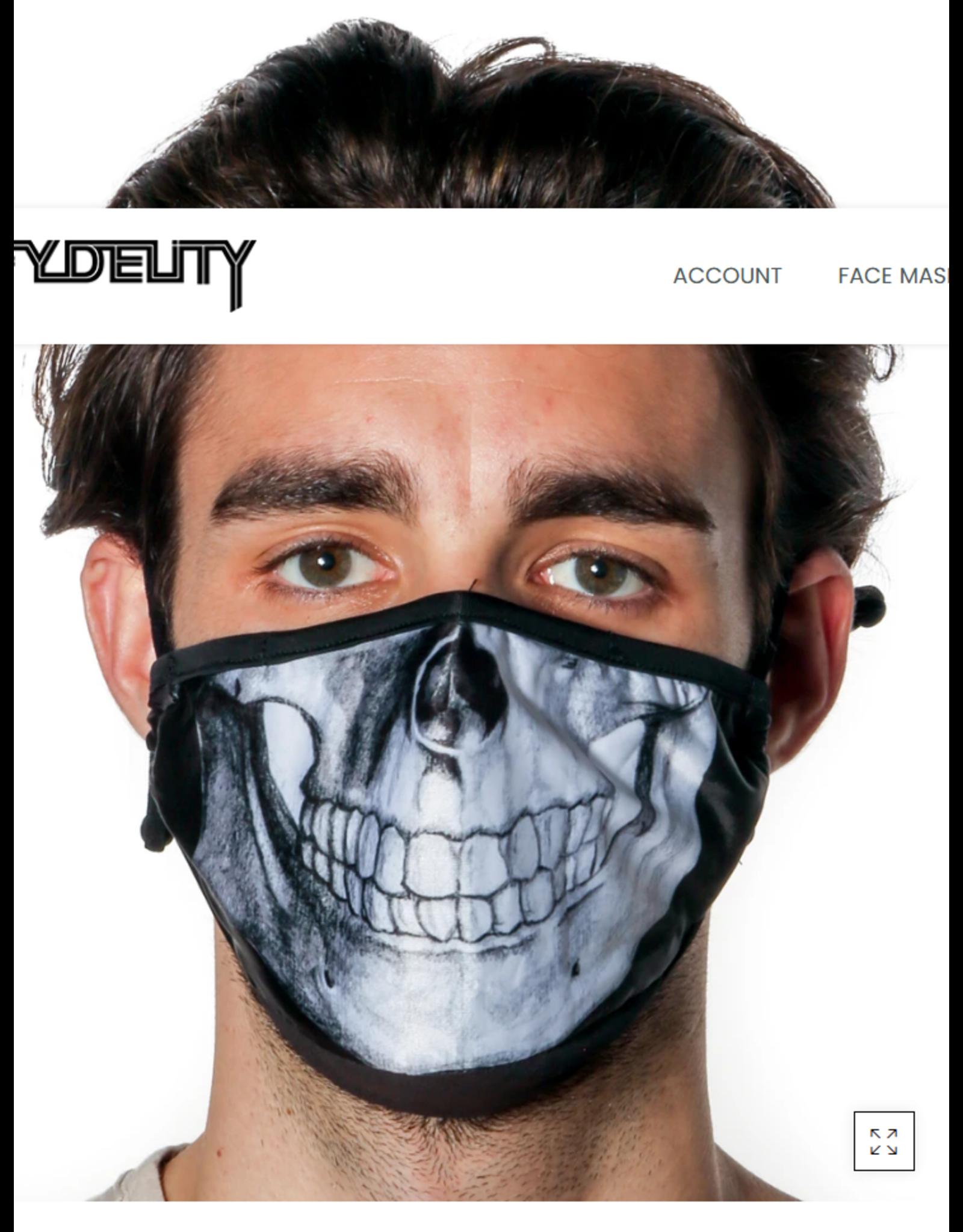 FYDELITY FYDELITY Face Mask - Skelator