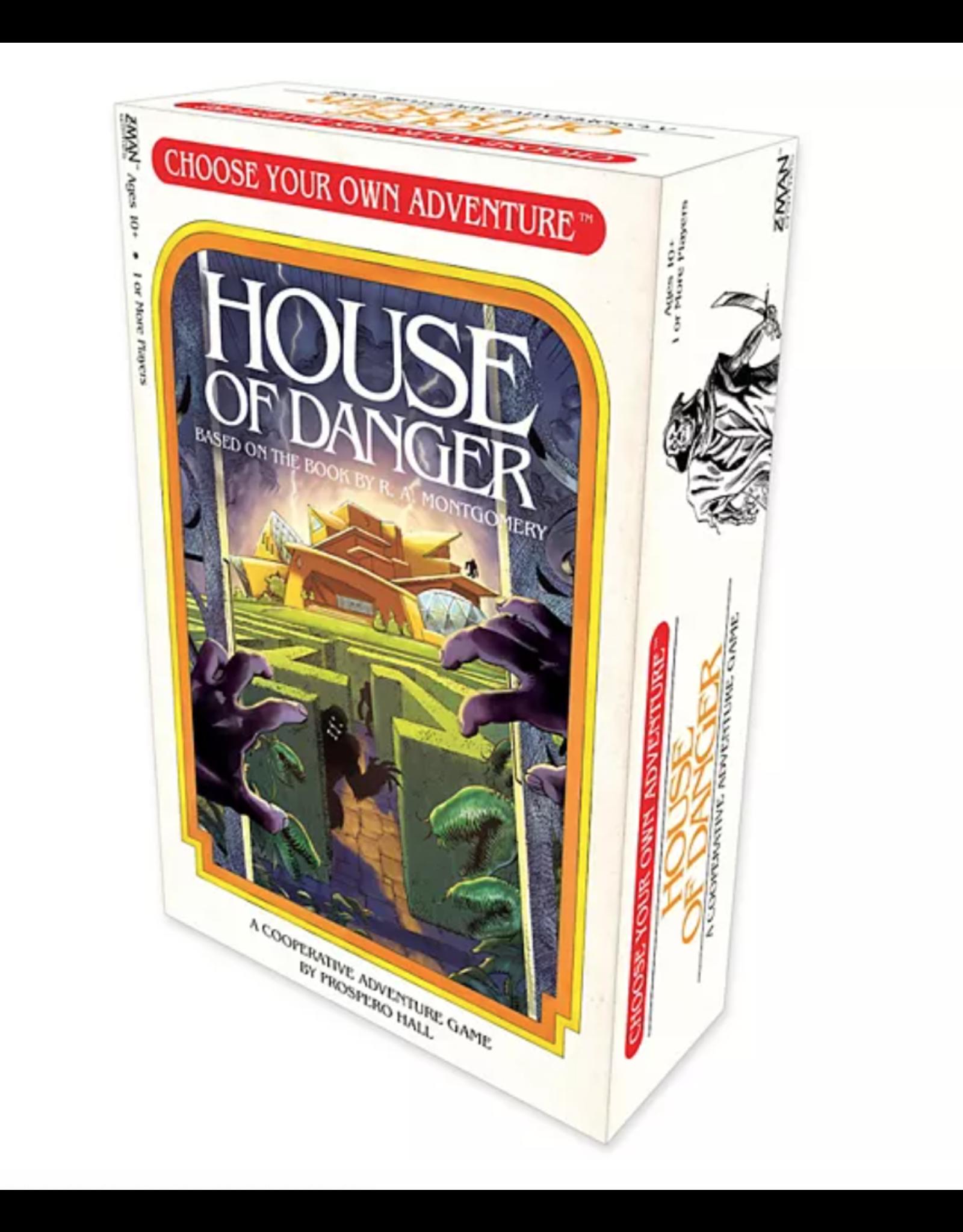 CYOA: House of Dang