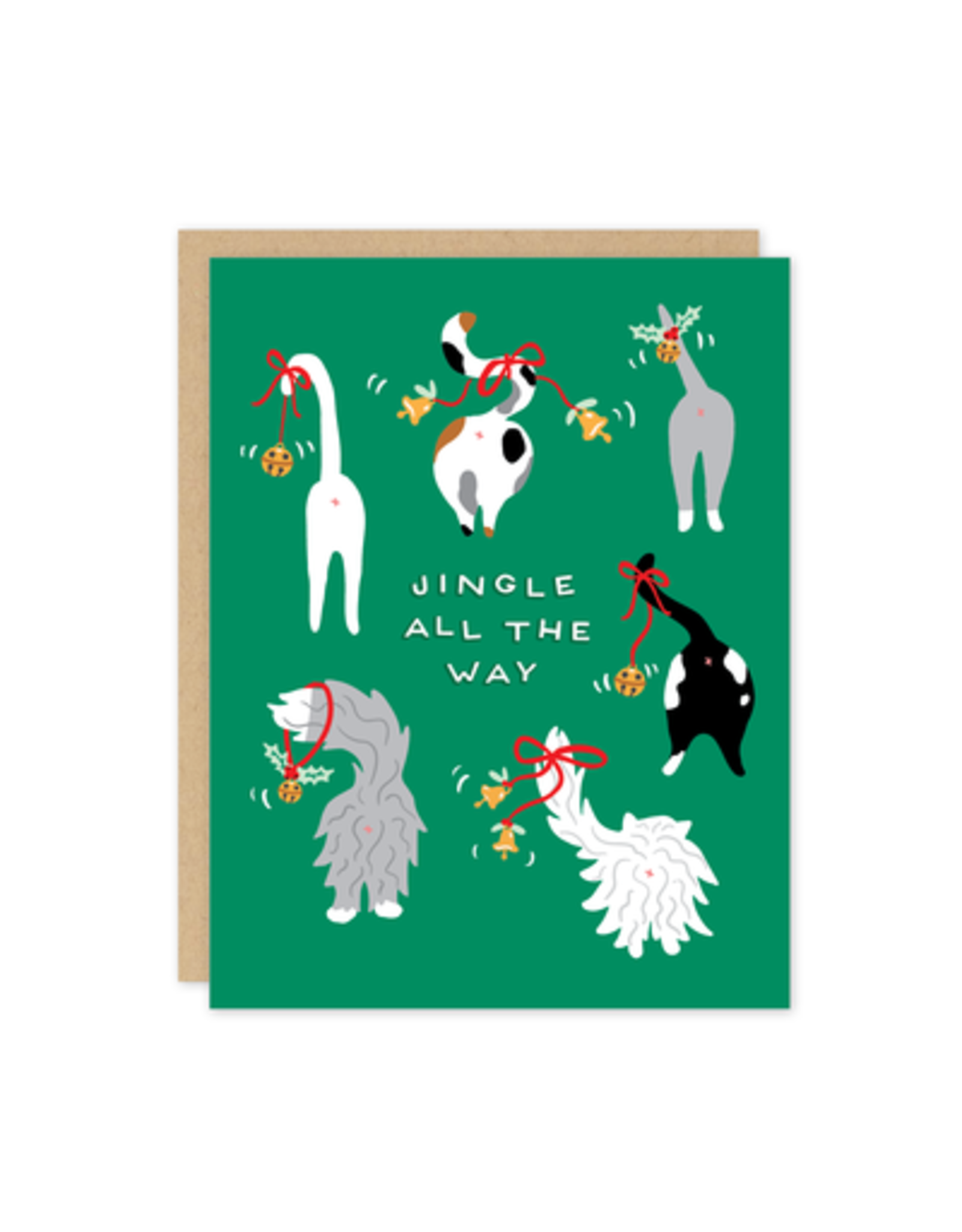 Holiday Cards: Jingle All the Way