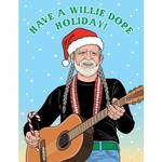 Holiday Card: Willie Dope