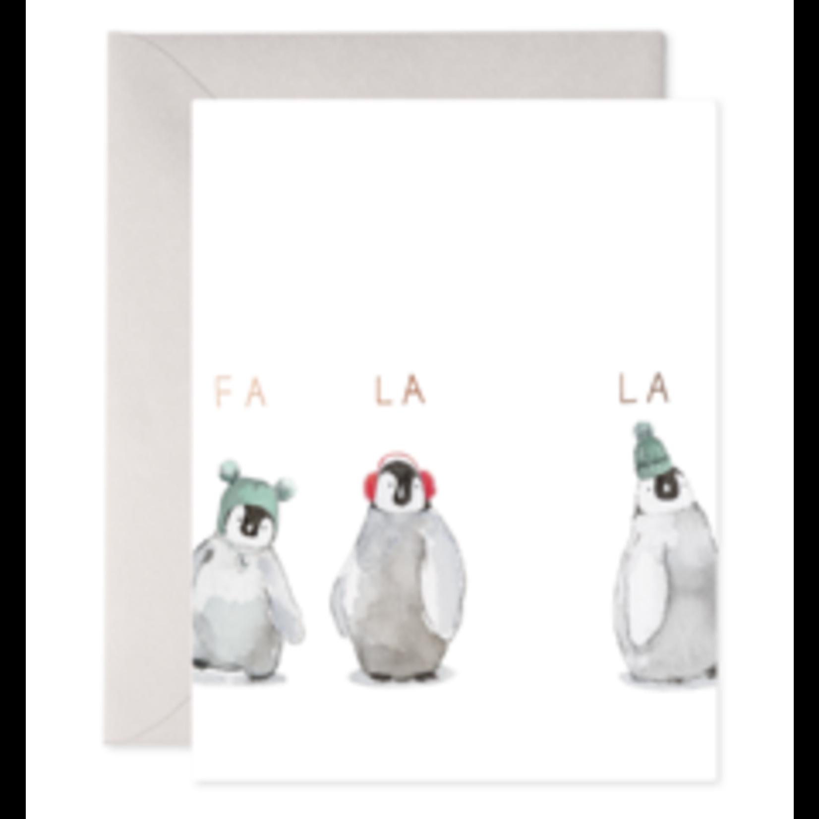 Holiday Card: Fa La La