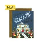 Holiday Card: Ho Ho Home