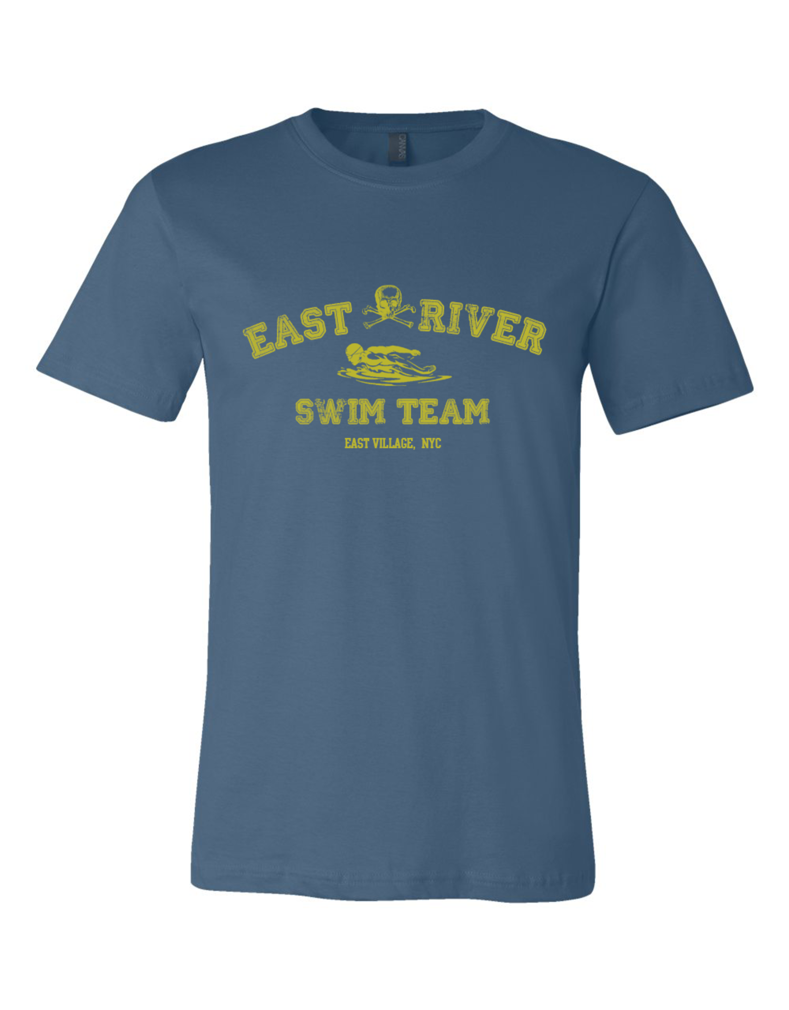 Exit9 Gift Emporium East River Swim Team T-Shirt