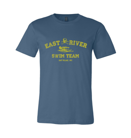 Exit9 Gift Emporium East River Swim Team T-Shirt