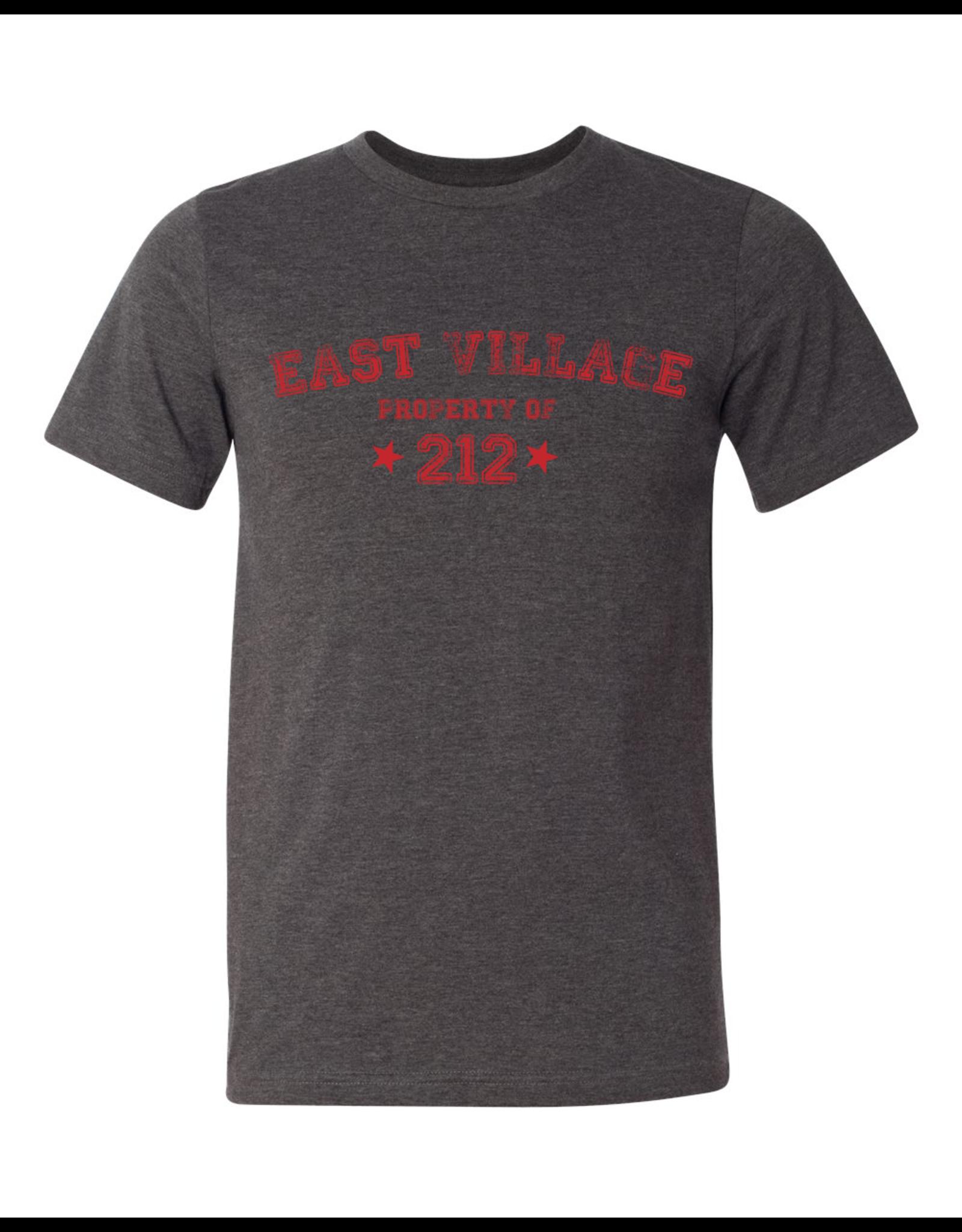 Exit9 Gift Emporium Property of East Village T-Shirt
