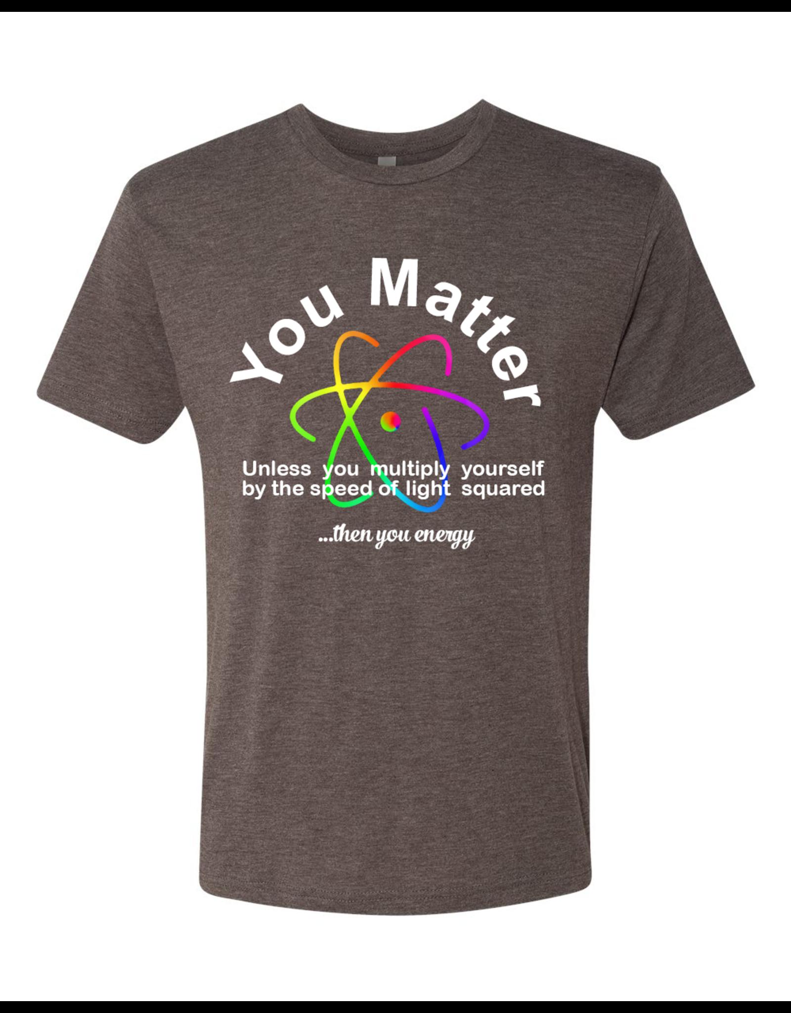 The Brooklyn Press You Matter T-shirt