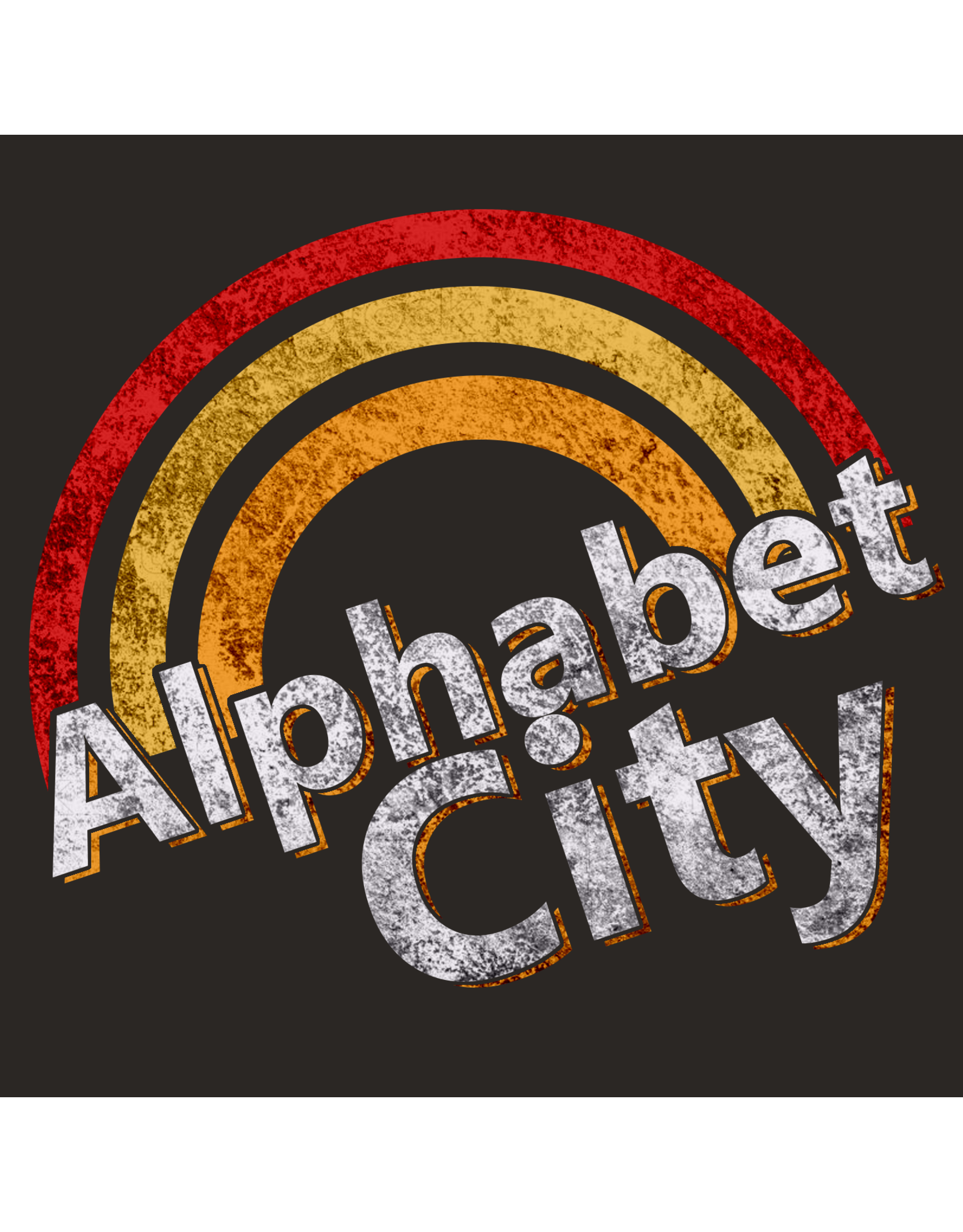 The Brooklyn Press Alphabet City T-shirt
