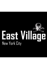 The Brooklyn Press East Village Skull T-shirt