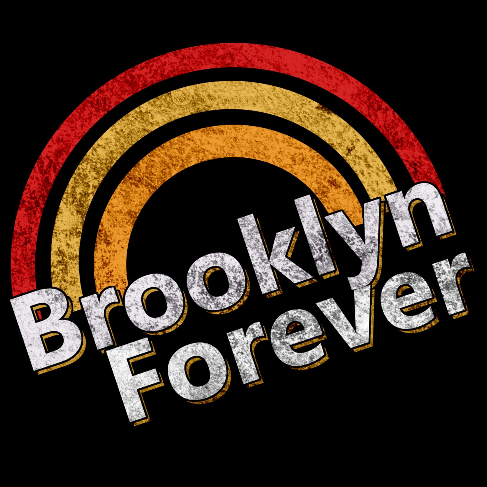 The Brooklyn Press Brooklyn Rainbow T-shirt
