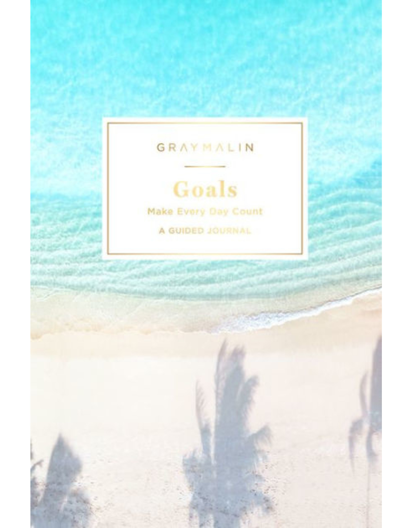Hachette Gray Malin: Goals Guided Journal