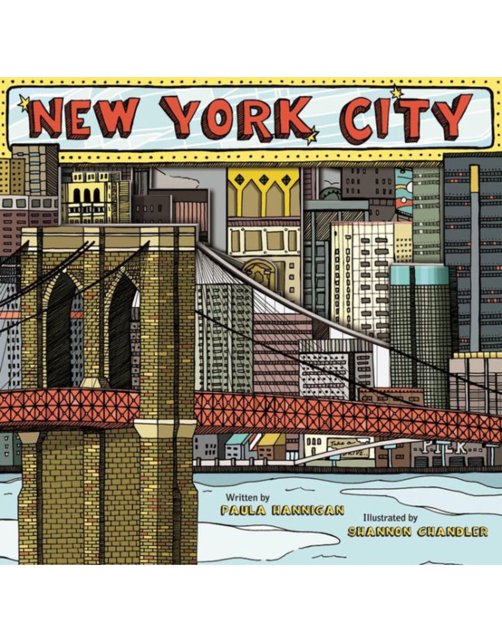 Simon and Schuster New York City Board Book