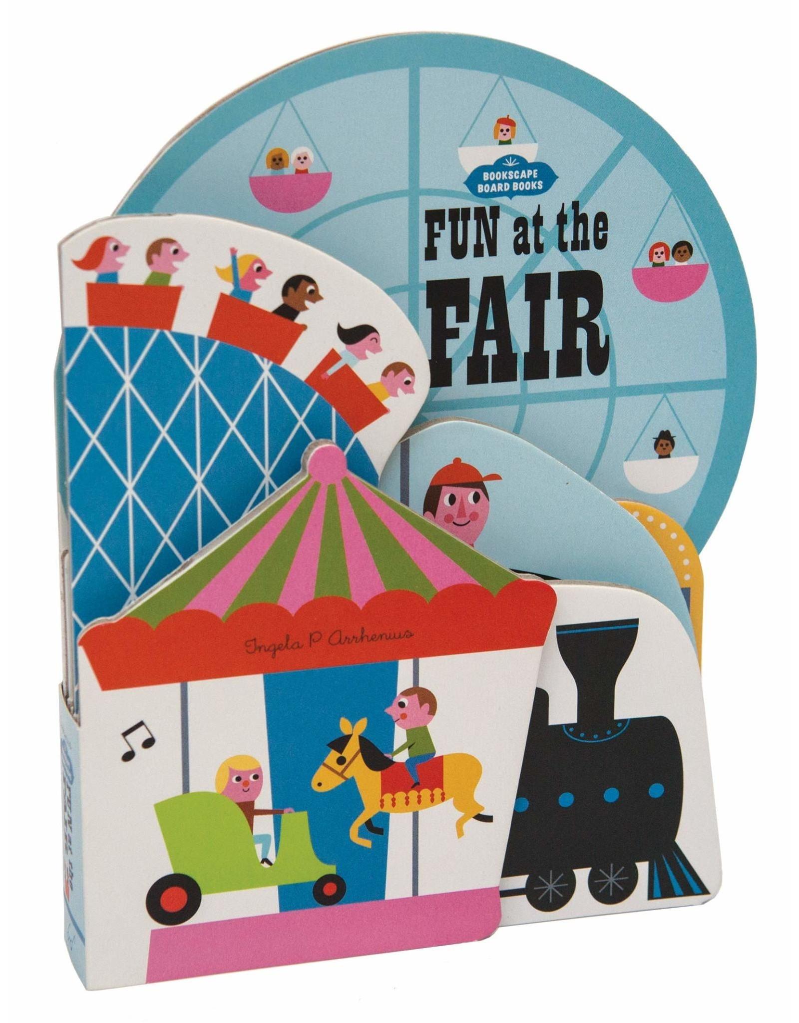 Chronicle Books Bookscape Board Books: Fun at the Fair