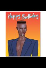 Birthday Card: Stay Fierce
