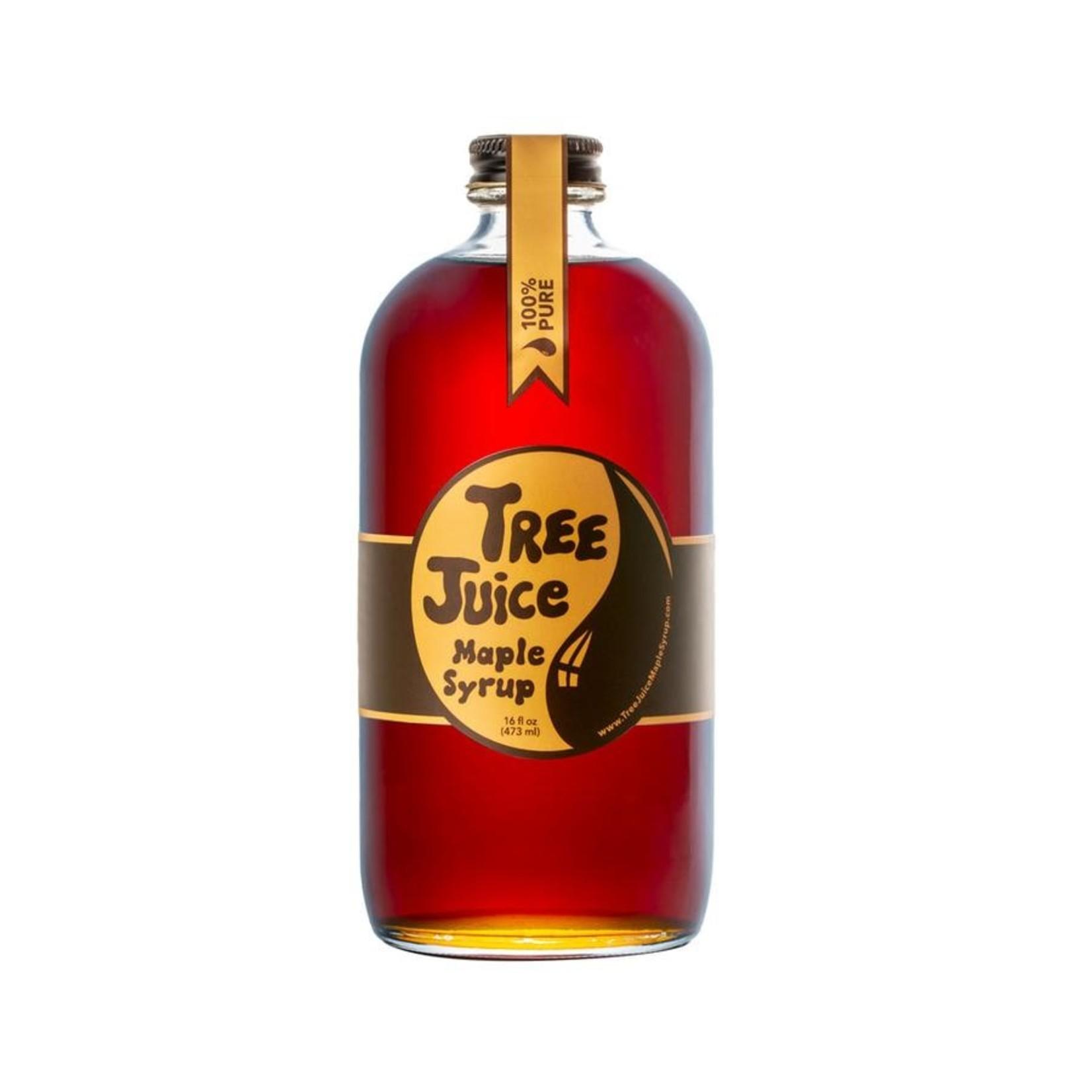 Tree Juice Maple Syrup 100% Pure Tree Juice Maple Syrup