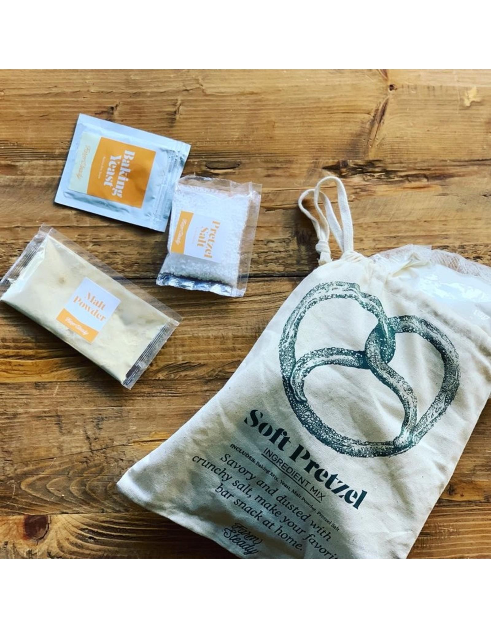 Farm Steady Soft Pretzel Making Kit