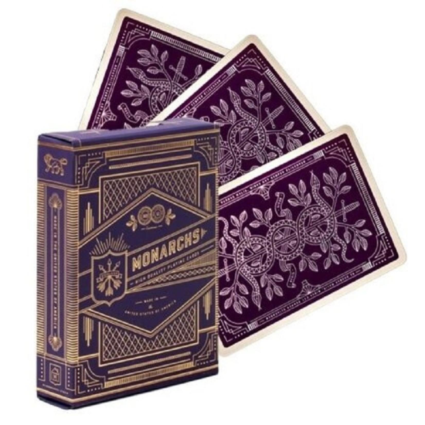 Theory 11 Theory 11  Purple Monarch