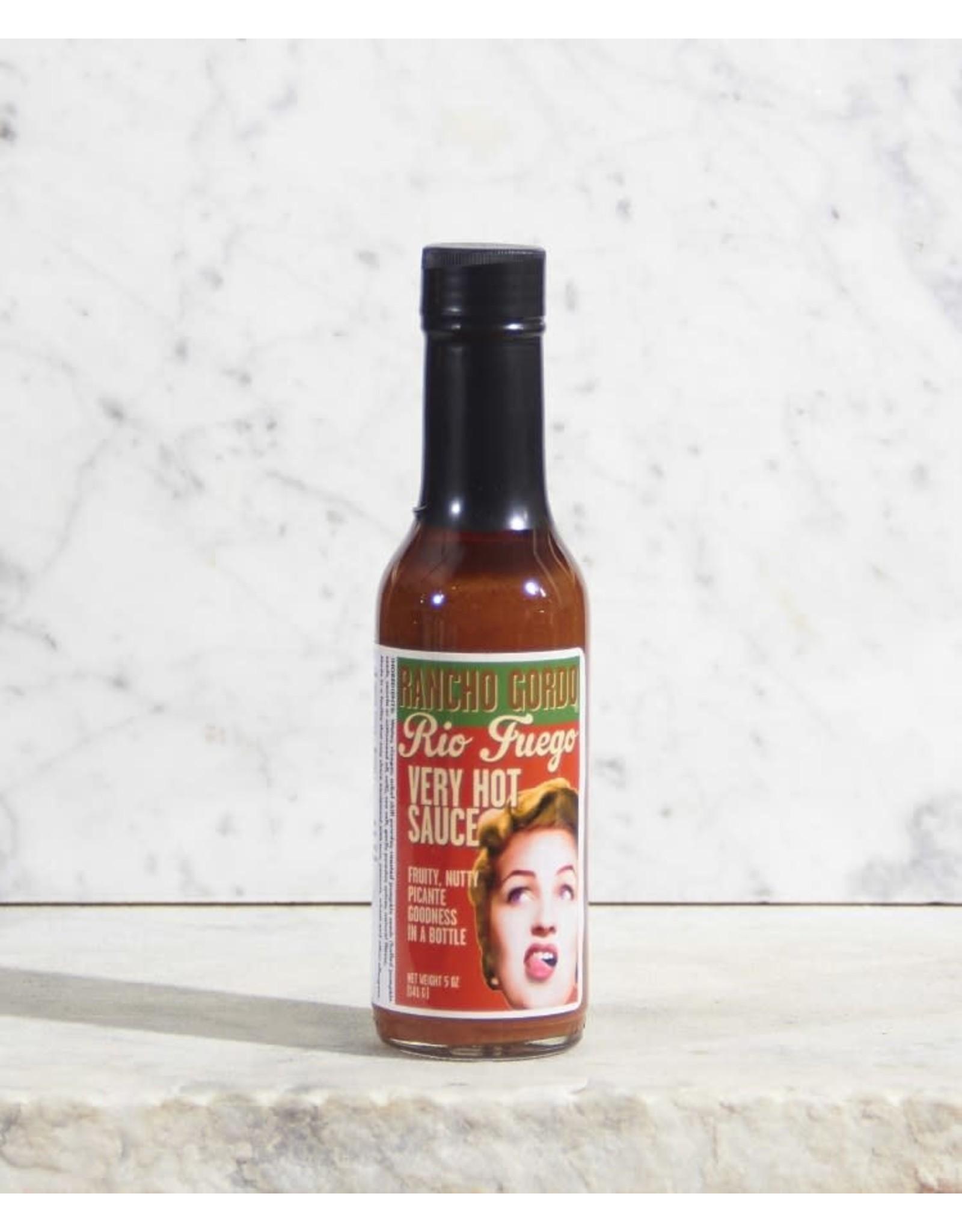 Rio Fuego Very Hot Sauce