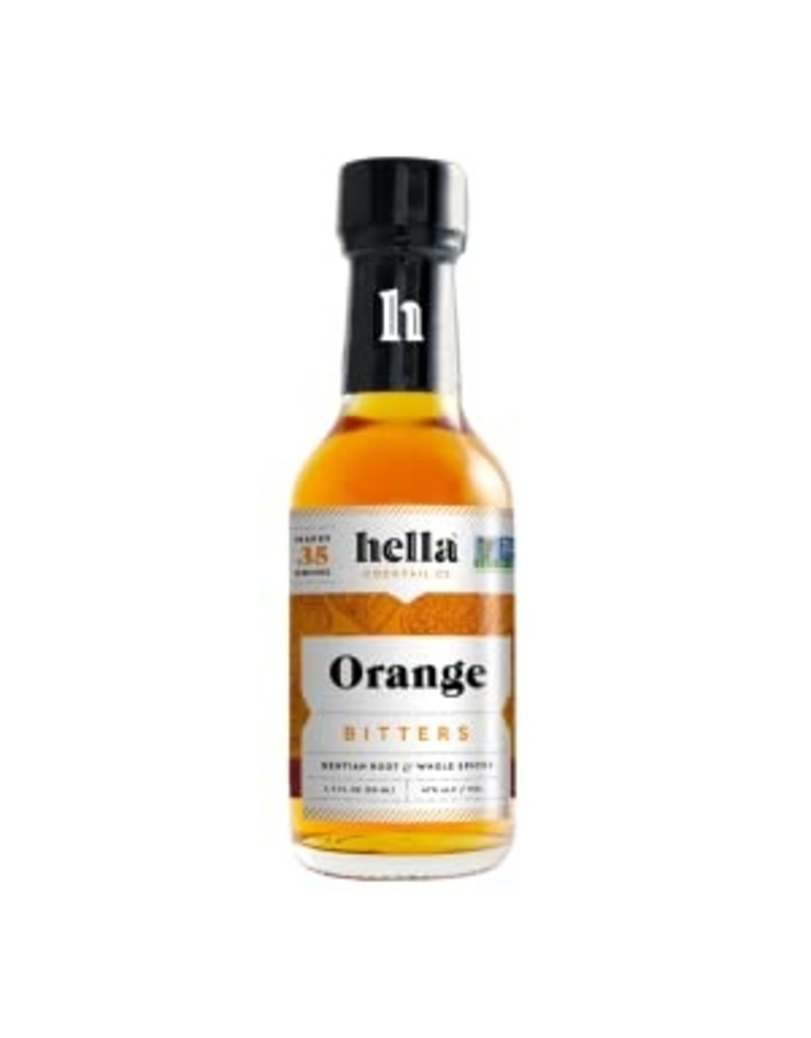 Hella Cocktail Co. Aromatic and Orange Bitters Pack