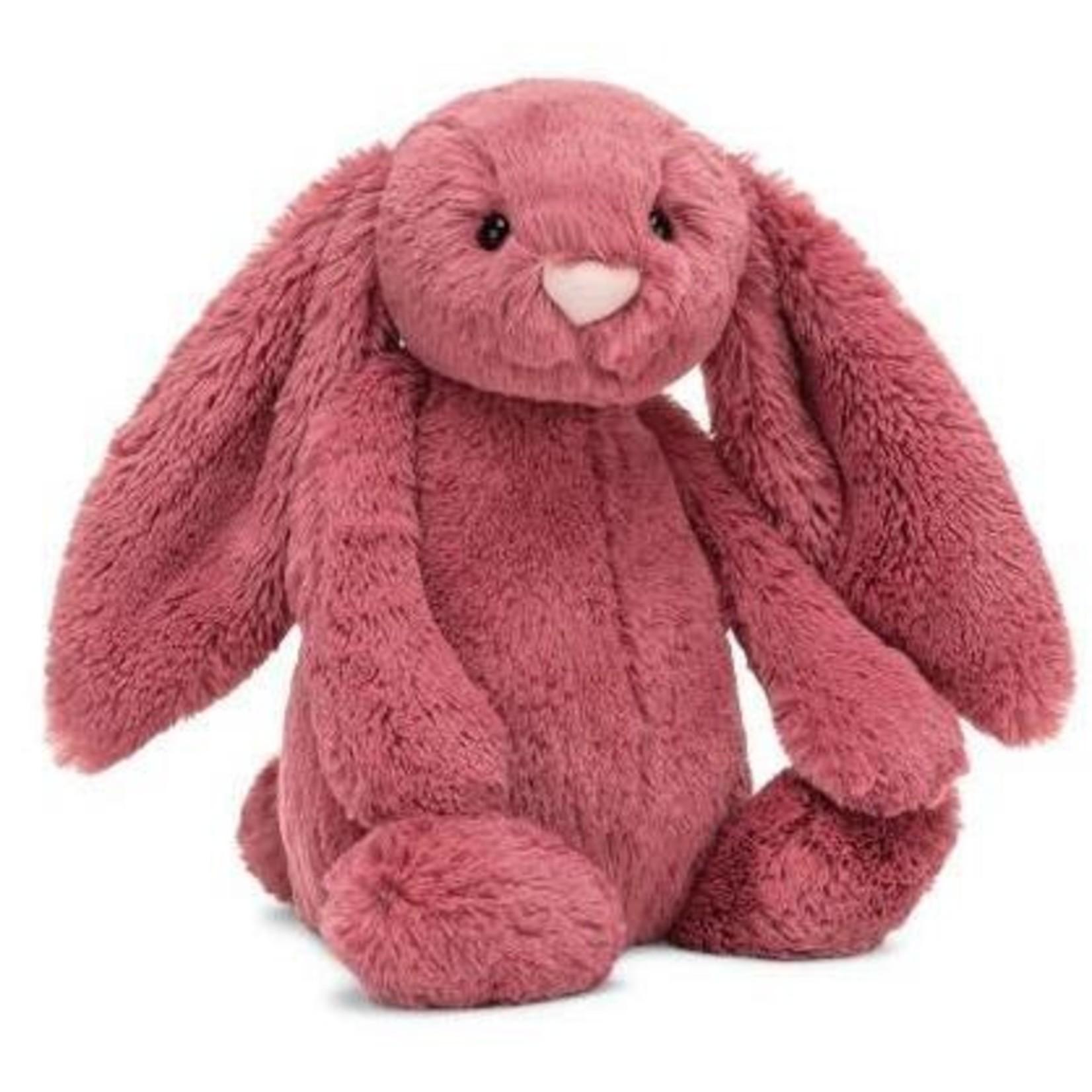 Jellycat Bashful Dusty Pink Bunny