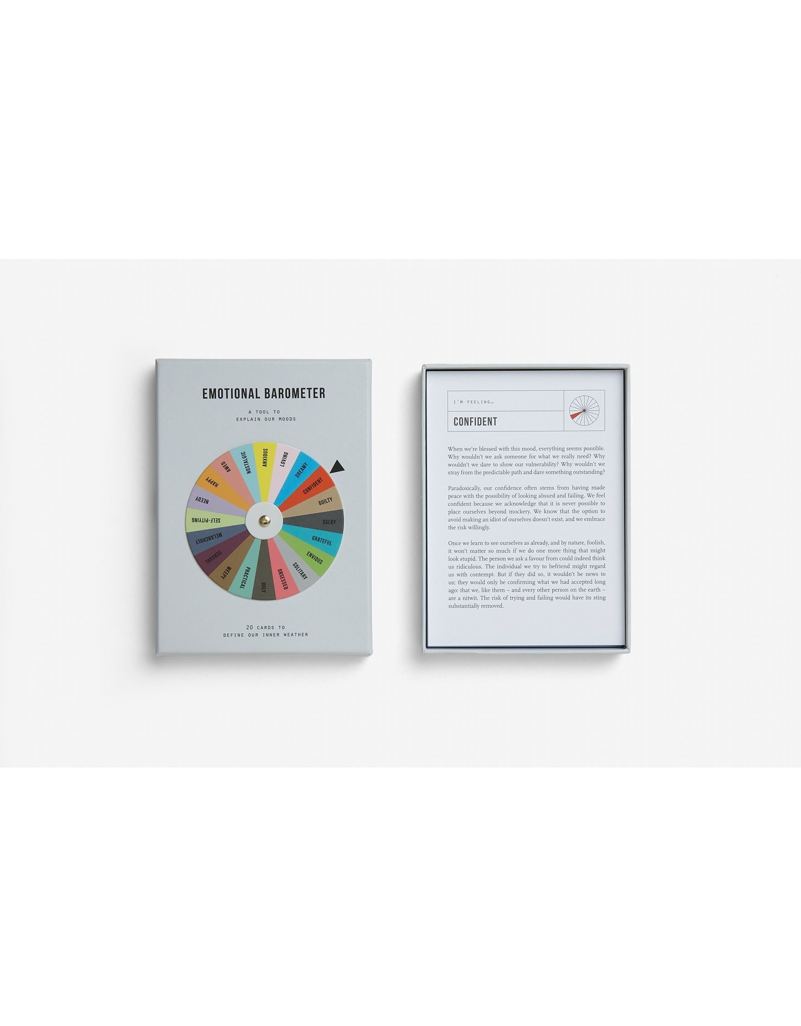 Neo Utility Emotional Barometer Card Set