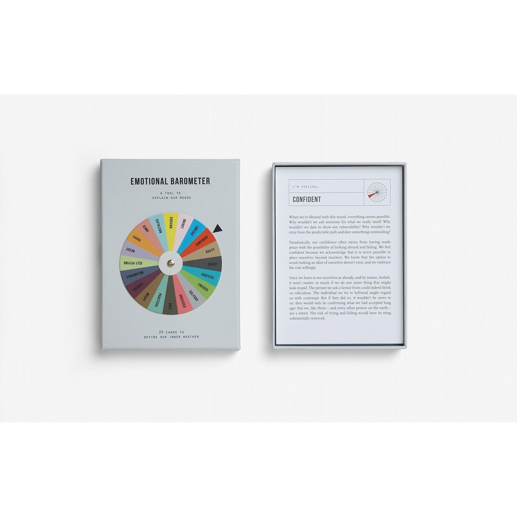 Neo Utility Emotional Barometer Card Set