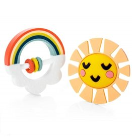 Little Rainbow Teether Set