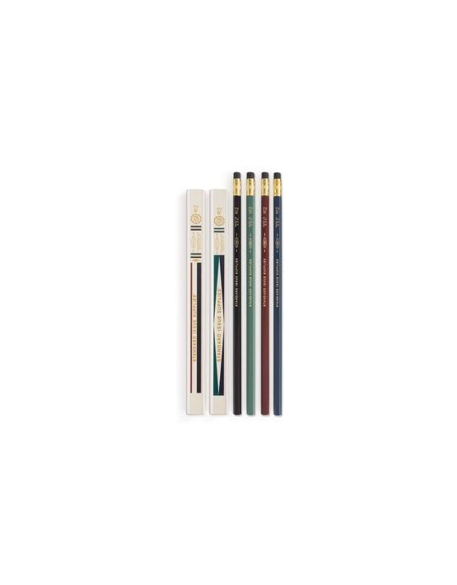 Pencil Set: Standard Issue