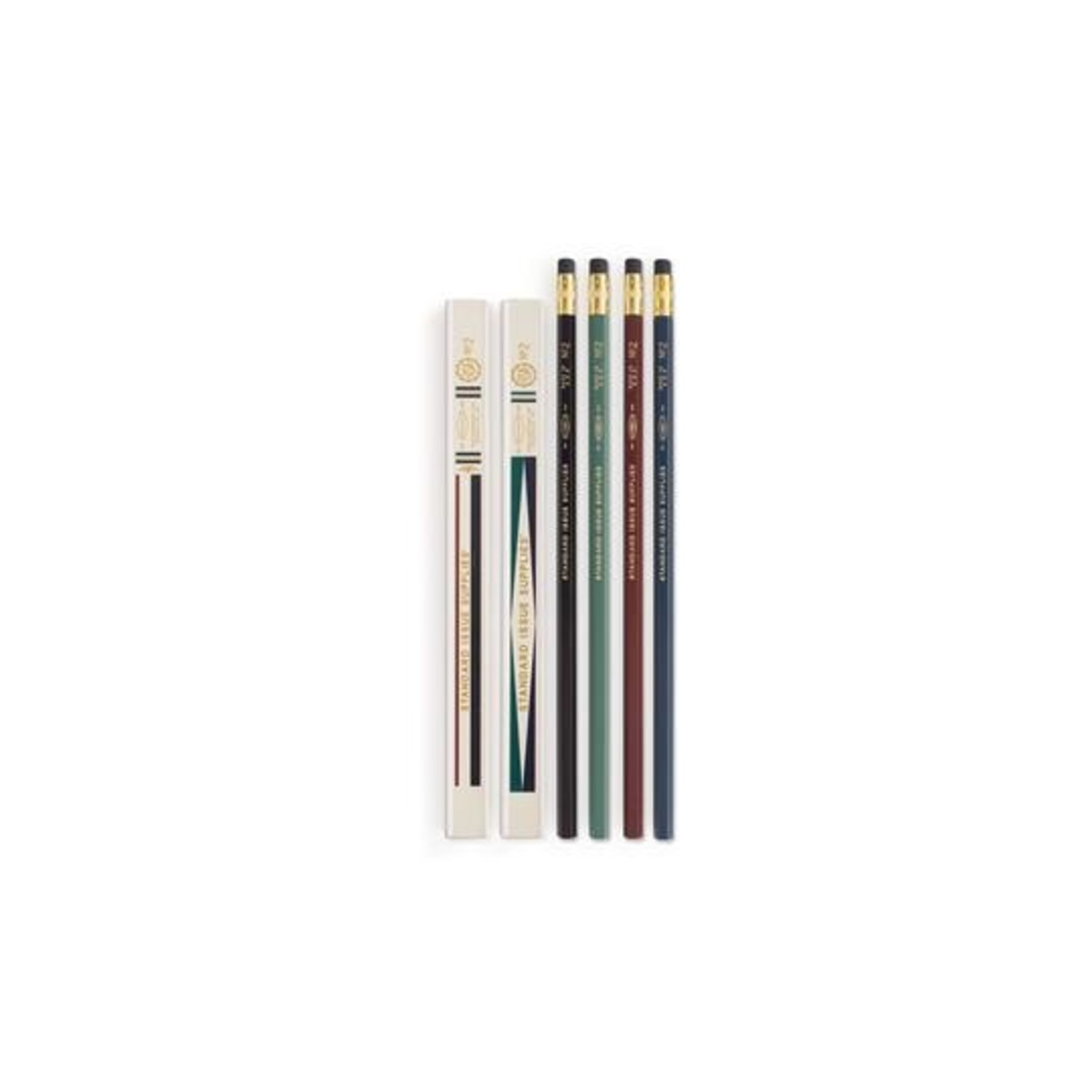 Pencil Set: Standard Issue