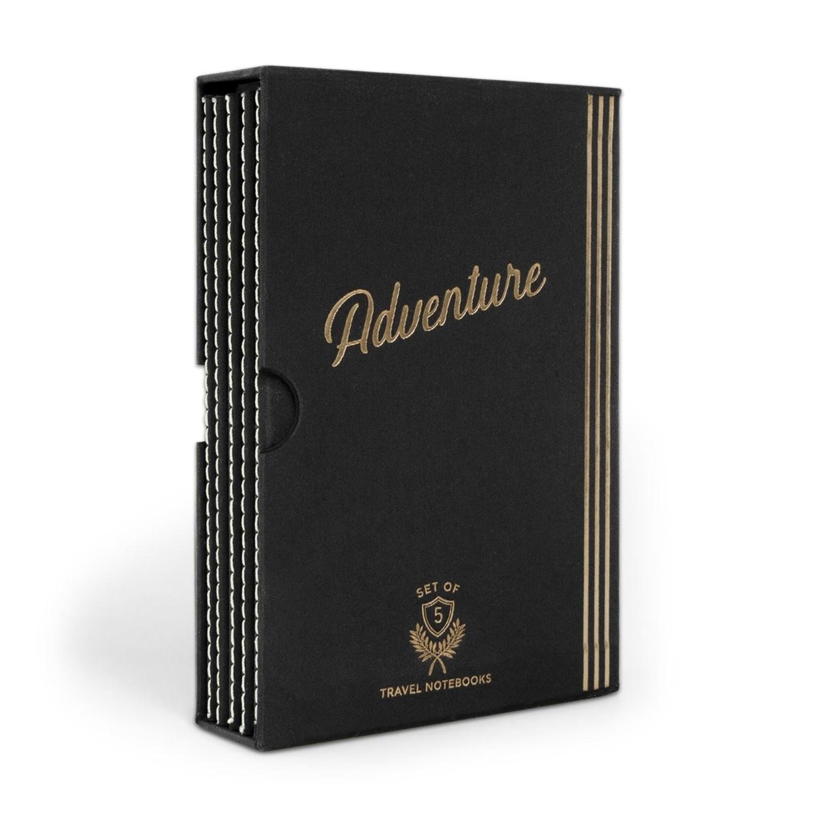 5 Piece Adventure Notebook Set