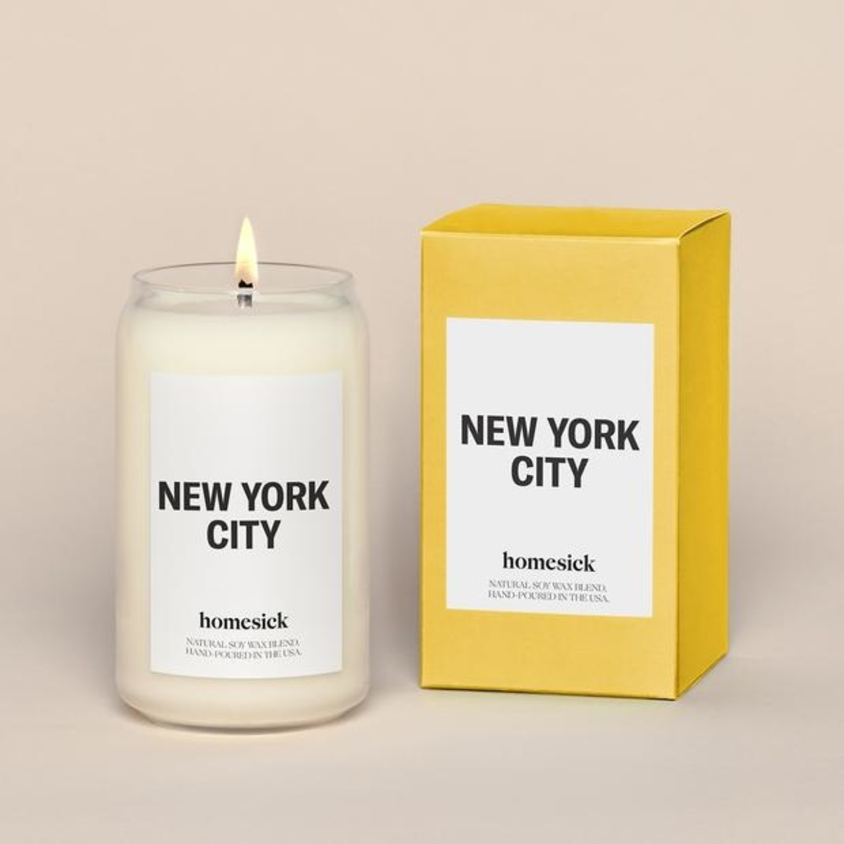 Homesick Candle Line
