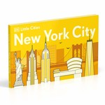 New York Little Cities Board Book