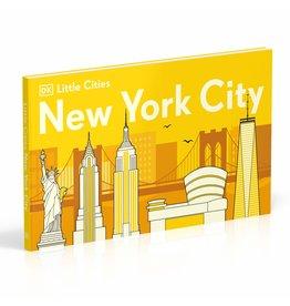 New York Little Cities Board Book