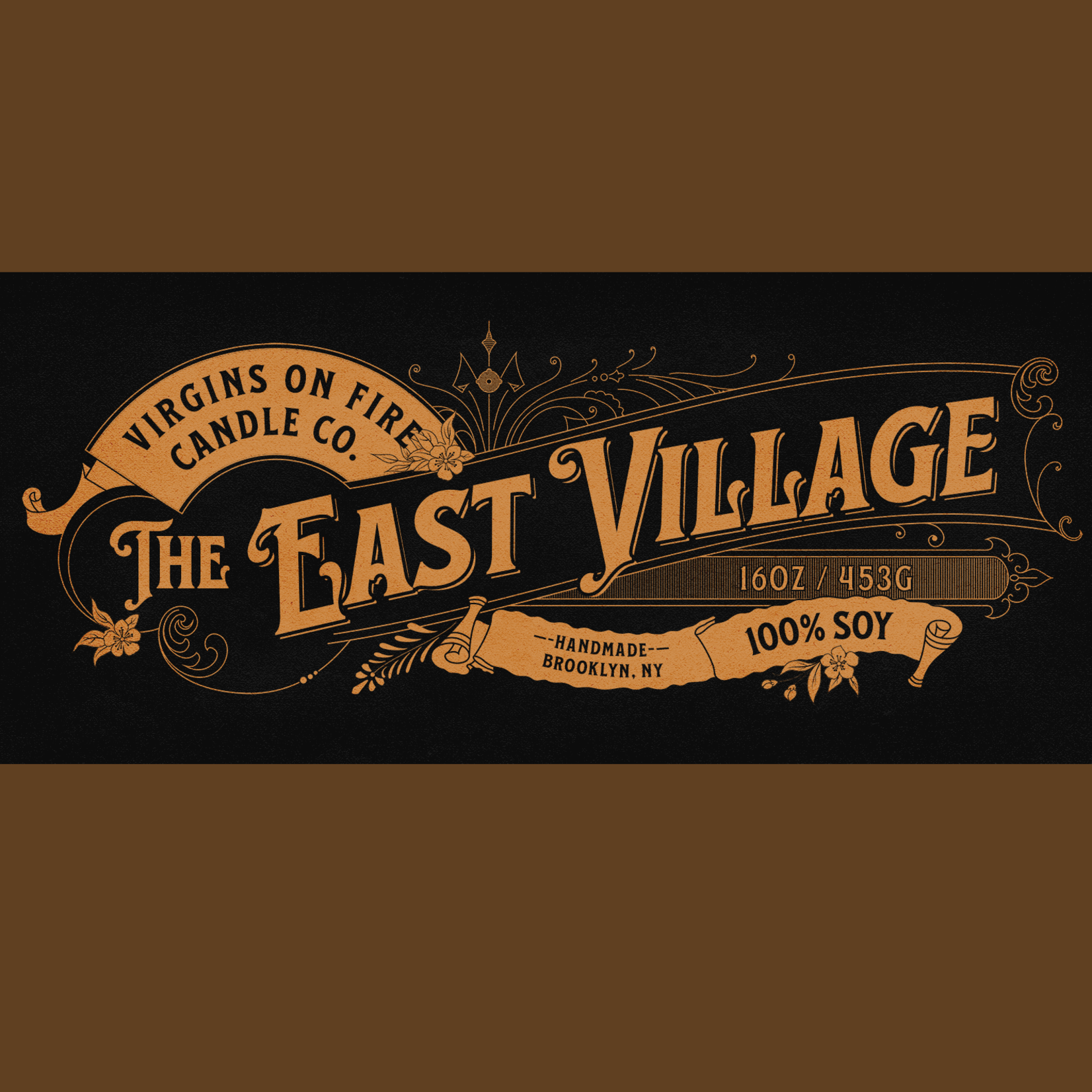 The East Village Candle