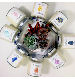 Jaxkelly Jaxkelly Crystal Candle Collection