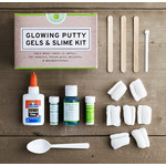 Glowing Putty, Gels & Slime Chemistry Set