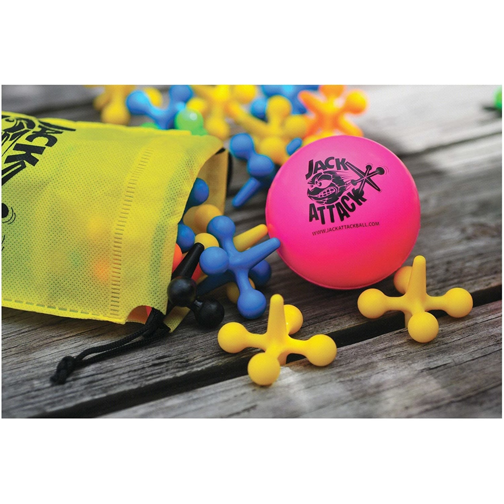 Jack Attack Street Ball Game