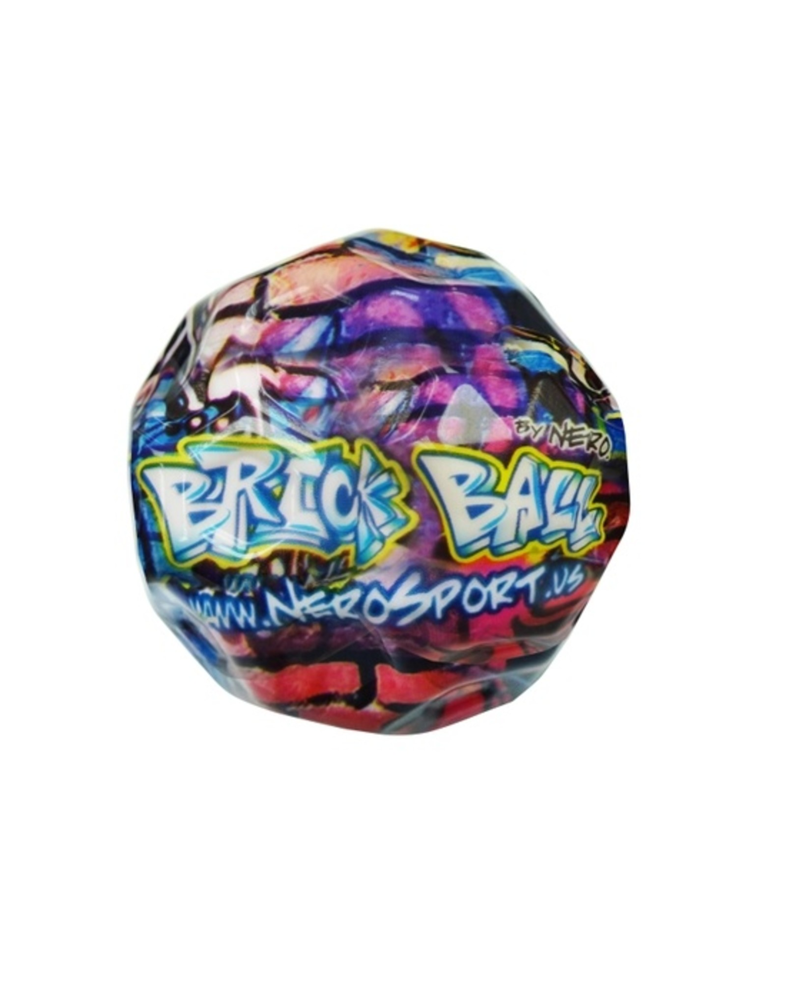 Brick High Bouncing Ball