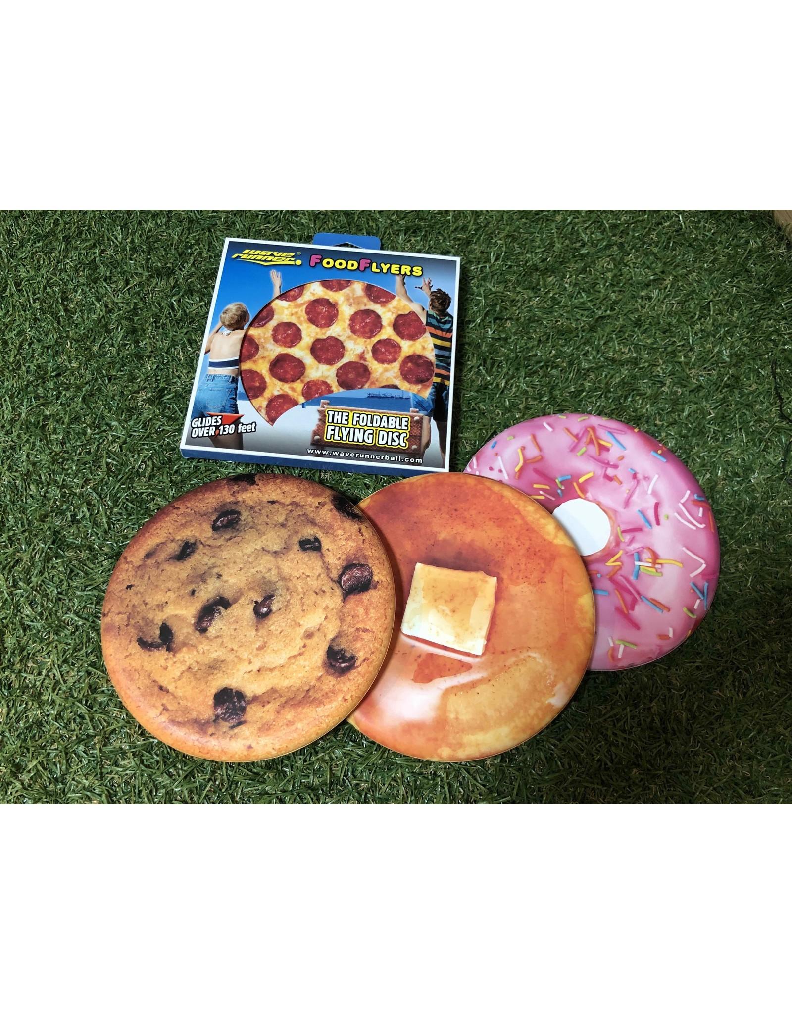 Food Flyer Discs