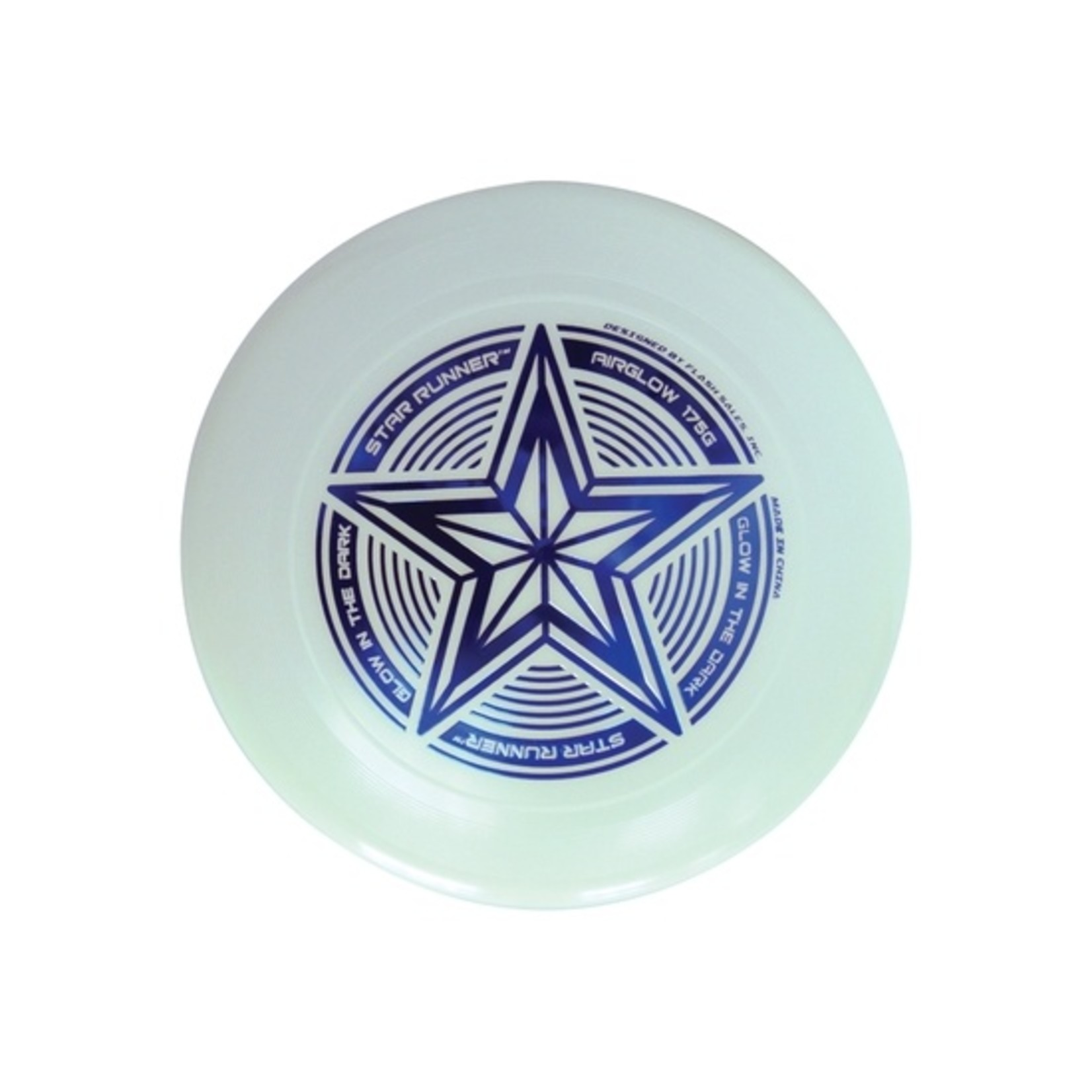 Glow in the Dark Flying Disc